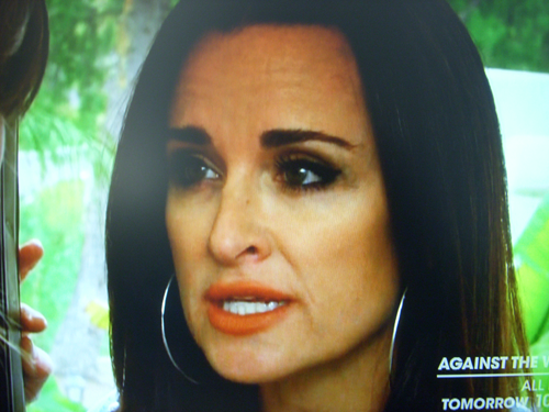 Kyle Richards in Deadly Sibling Rivalry