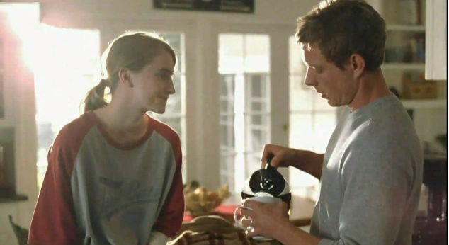 Folgers: The Best Part of Waking Up… is Having Your Little Sister Creepishly Hit on You